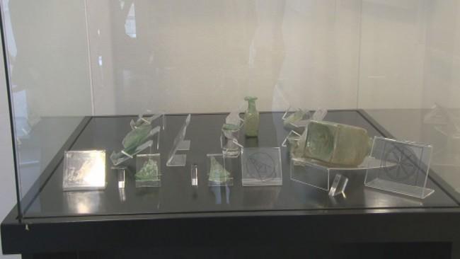 Rimsko steklo Hrvaške