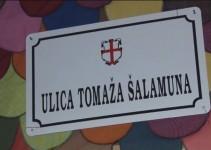 Ptuj dobil ulico Tomaža Šalamuna