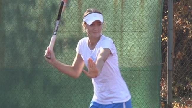 Nina Potočnik igrala v finalu v Bolu na Braču
