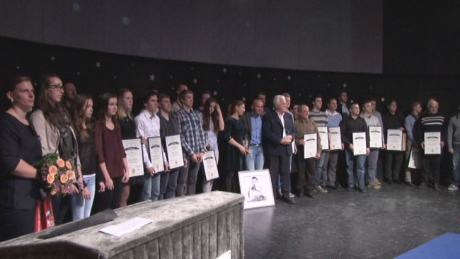 Glavne nagrade za Zavca, Markovičevo in Zupanca