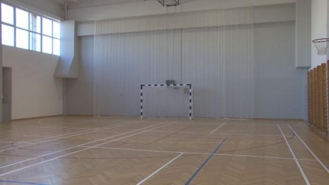 Prenovljena športna dvorana Mladika