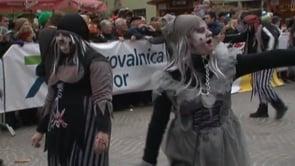 56. mednarodna EtnoFest in KarnevalFest povorka