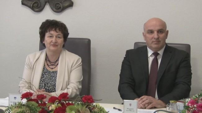Obisk ministrice za kulturo na Ptuju