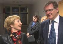 Obisk ministrice v SB Ptuj