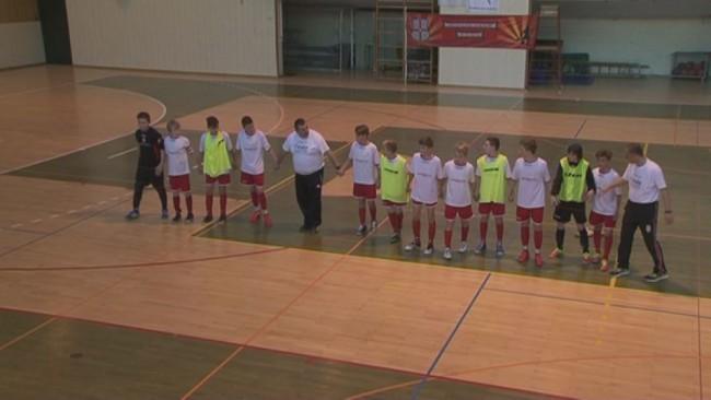 Ptujski igralci futsala U13 državni prvaki