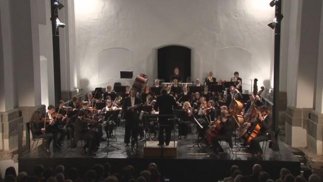 Koncert orkestra Slovenske filharmonije