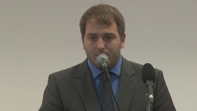 Izstop Andreja Čuša iz SDS