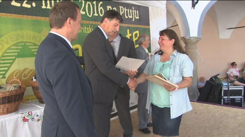 Na Dobrotah slovenskih kmetij kar 1.136 priznanj