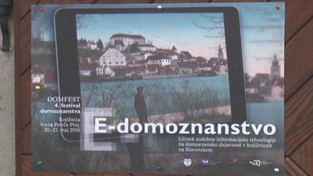 Na DOMFEST-u o e-domoznanstvu
