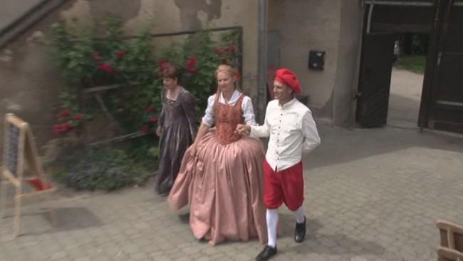 9. srednjeveški dan na gradu Vurberk