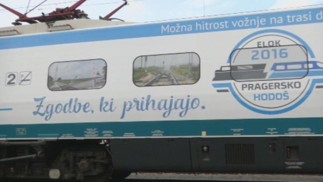 Otvoritev modernizirane železniške proge Pragersko – Hodoš