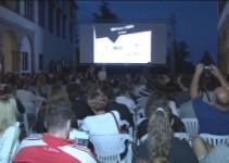 V petek se prične Kino brez stropa