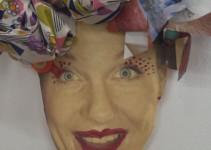 Razstava Portret v procesu Tjaše Čuš