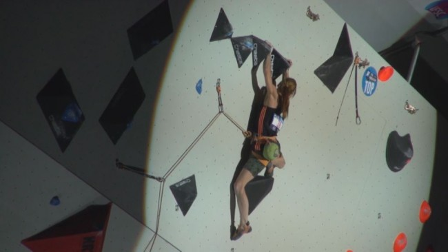 Mina Markovič šesta v Chamonixu