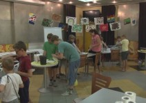 Otroški laboratorij zabave v CID Ptuj