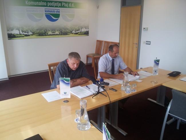 Skupščina Komunalnega podjetja Ptuj