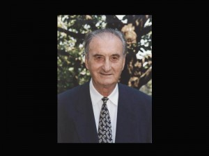 Umrl je častni občan Jože Neudauer