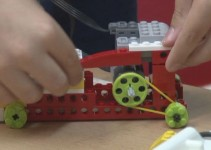 LEGO delavnice robotike v Fürstovi hiši
