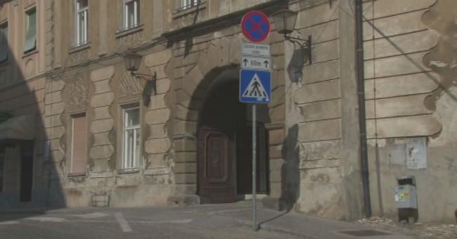 O Slovenskem trgu tudi svetniki
