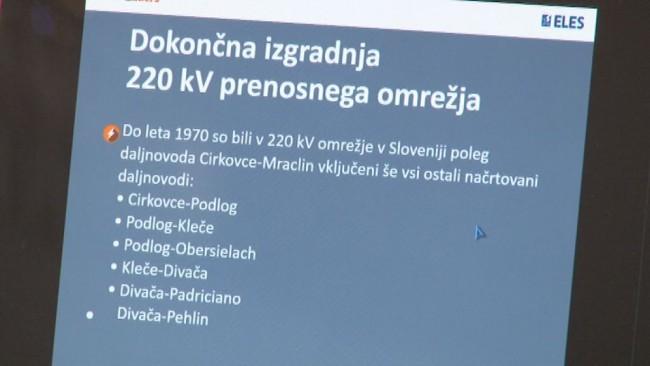 50 let vzpostavitve 220 kV povezave med Slovenijo in Hrvaško!