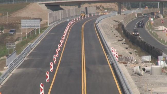 DARS odprl del avtoceste