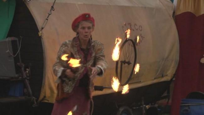 Cirkus Soluna gostoval na Ptuju!
