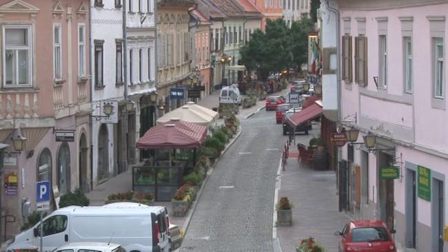 Posvet o širitve peš cone v starem mestnem jedru Ptuja