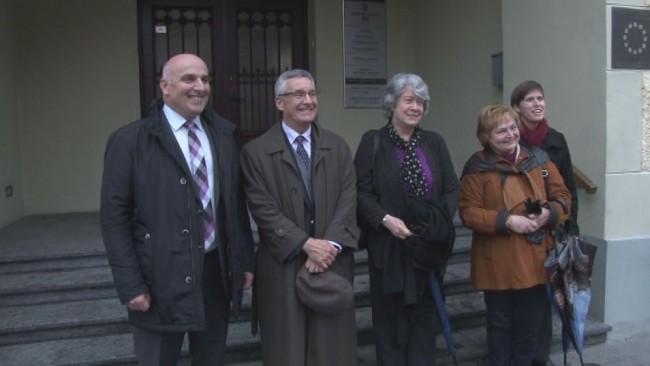Ameriški veleposlanik v Republike Sloveniji na obisku Ptuja