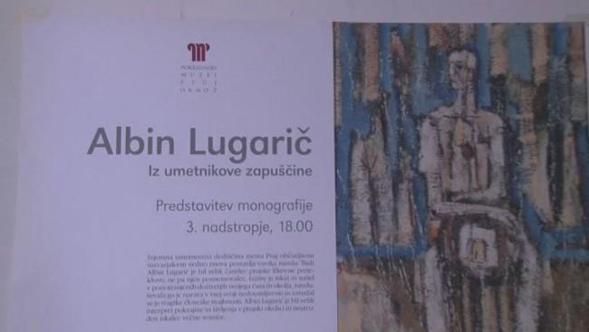 Albin Lugarič (1927 – 2014), Iz umetnikove zapuščine