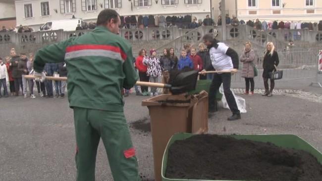 1. nacionalne igre v ločevanju odpadkov