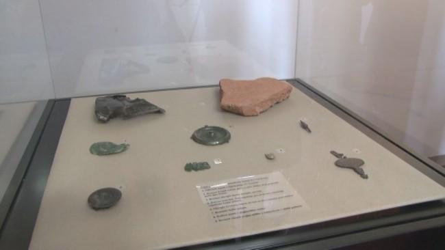 Predmeti rimske vojaške opreme