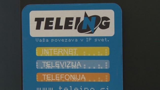 Poslovanje in donacija Teleinga