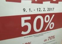 Spremenjene sezonske razprodaje