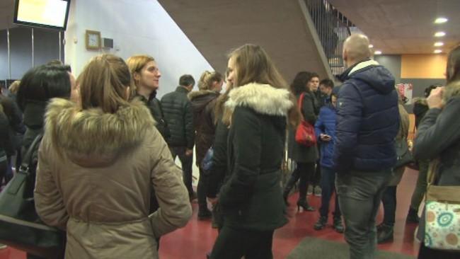 Informativni dan na Gimnaziji Ptuj
