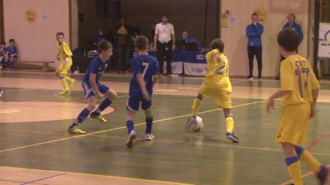 13. mednarodni zimski turnir v malem nogometu