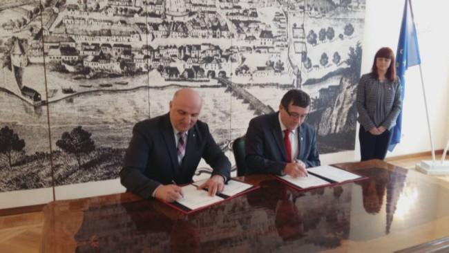 Na področju odpadkov bosta sodelovala Maribor in Ptuj