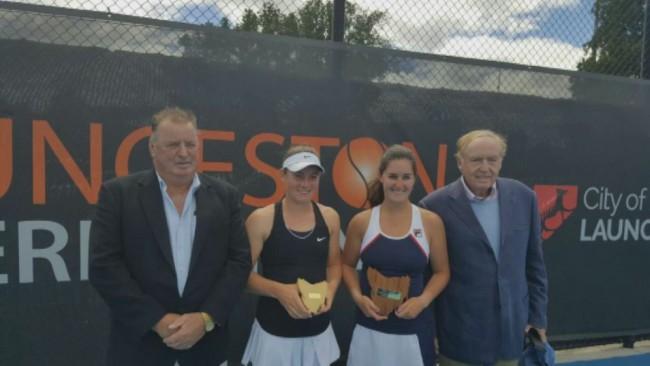 Uspeh kariere Tamare Zidanšek v Avstraliji