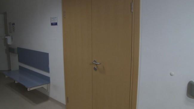Seja sveta zavoda bolnišnice za zaprtimi vrati