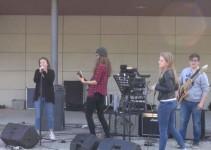 Koncert ptujskih gimnazijcev Gimns n' Roses