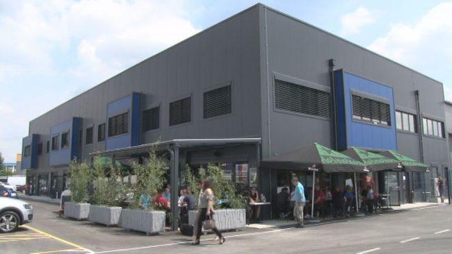 Odprli Poslovni center Goja