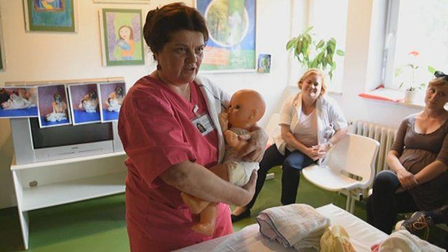 Dan odprtih vrta ptujske porodnišnice