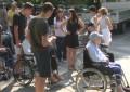 Izlet stanovalcev z vozički  Doma upokojencev Ptuj