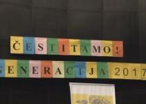 148. generacija maturantov Gimnazije Ptuj