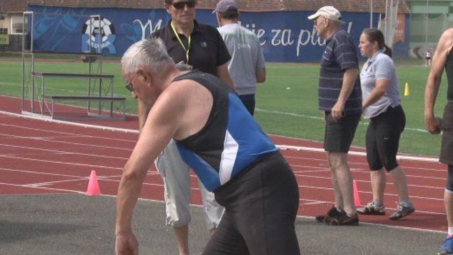 Atleti veterani solidni v Aarhusu