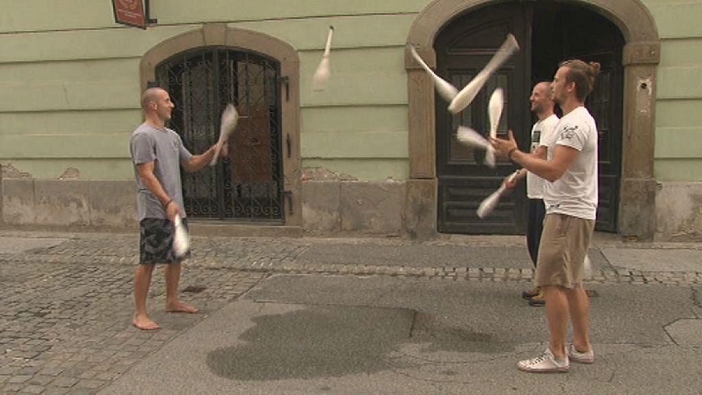 Cirkuški ulični festival
