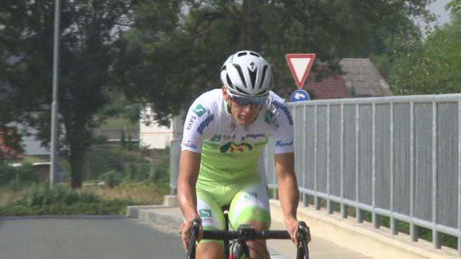 Marko Hozjan odstopil na svetovnem prvenstvu v kolesarstvu