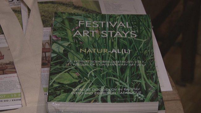 Katalog festivala Art Stays