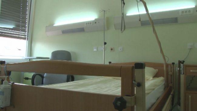 Urejena soba za paliativno nego
