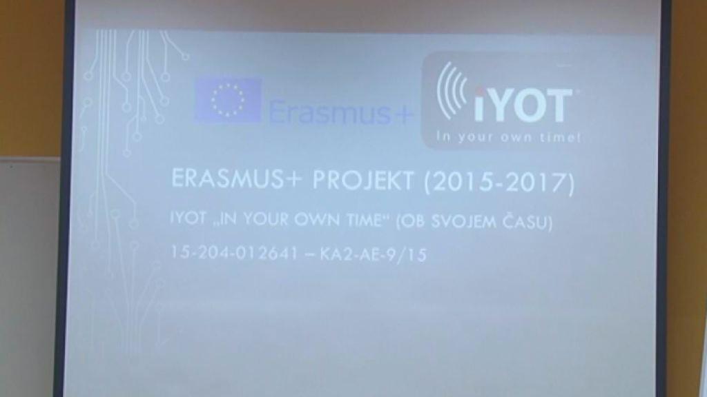 iYOT projekt se zaključuje
