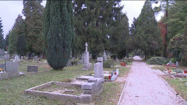 Staro mestno pokopališče v prenovo